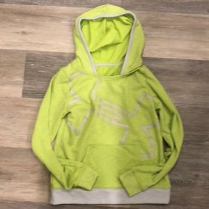 Under armour girls hoodie